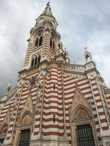 cathedral bogota