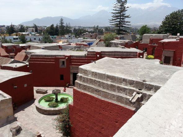 monastère santa calina