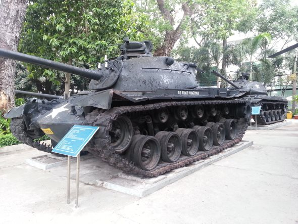 musee guerre vietnam