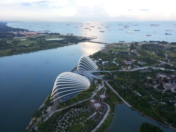 domes singapore