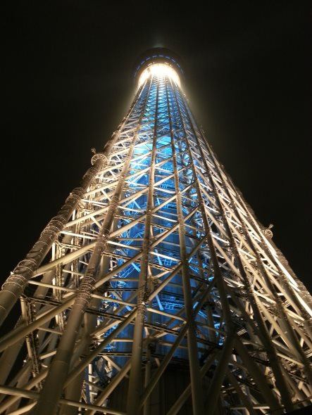 skytree tokyo tower