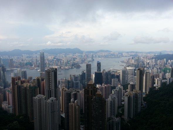 victoriapeak hongkong
