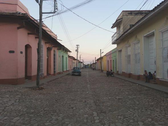 rue trinidad cuba