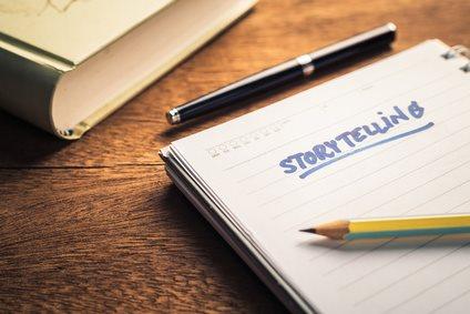 le storytelling: l'art de raconter des histoires