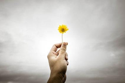 garder l'espoir